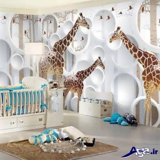 انواع روش های متفاوت برای طراحی اتاق کودک