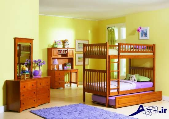 زیباترین نمونه های طراحی اتاق کودک