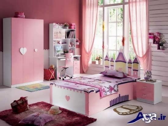 دکوارسیون اتاق کودک با ایده های زیبا