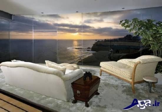 طراحی اتاق نشیمن خانه رویایی