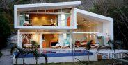 تصاویری از خانه های رویایی زیبا با نمای بیرونی و دکوراسیون های داخلی جذاب
