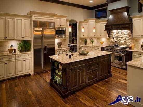 دکوراسیون آشپزخانه زیبا
