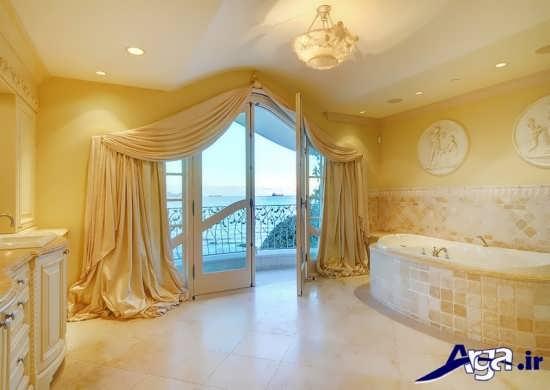 حمام های لوکس و زیبا