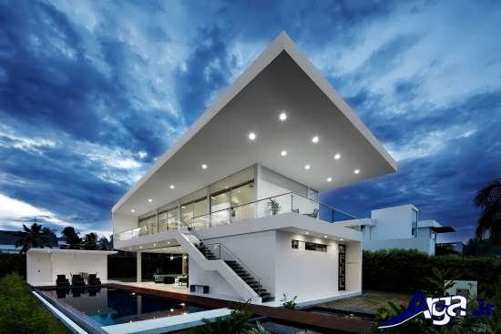 خانه های رویایی با نمای بیرونی متفاوت