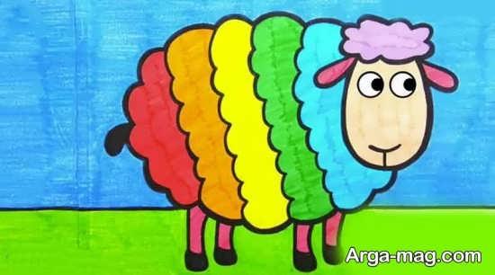 زیباترین نقاشی عید قربان