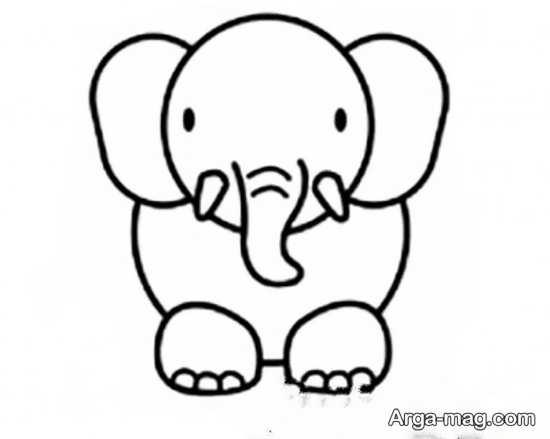 طراحی فیل