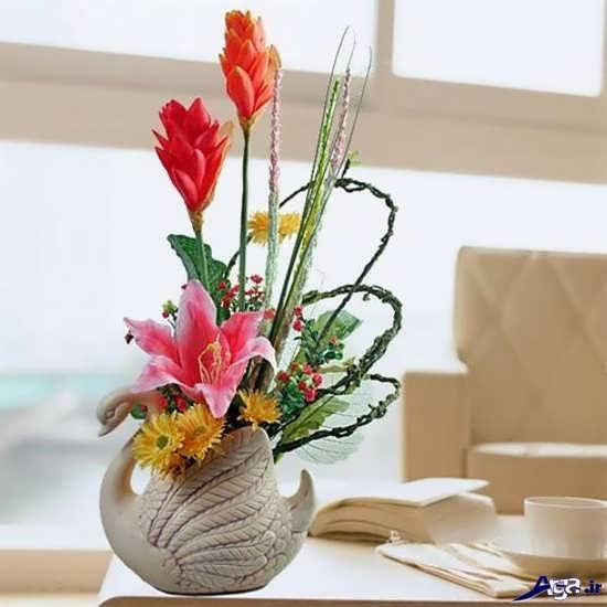 گلدان گل زیبا