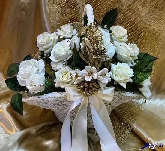تزیین گل جدید و زیبا