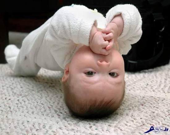 عکس کودک بانمک