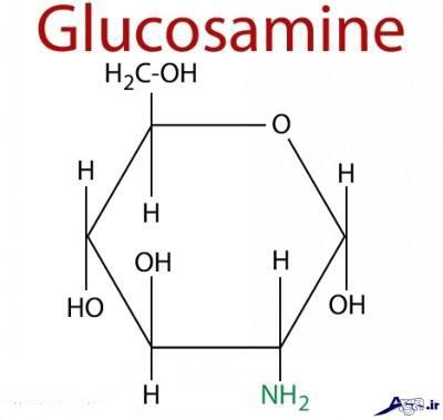 ساختار گلوکزامین