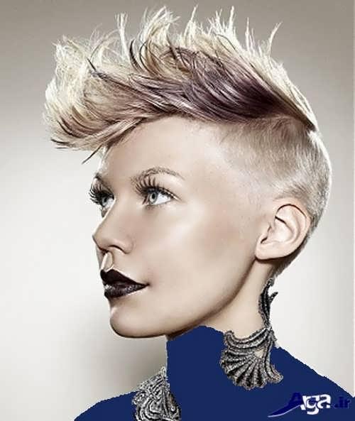 مدل موهای زیبا و جذاب زنانه