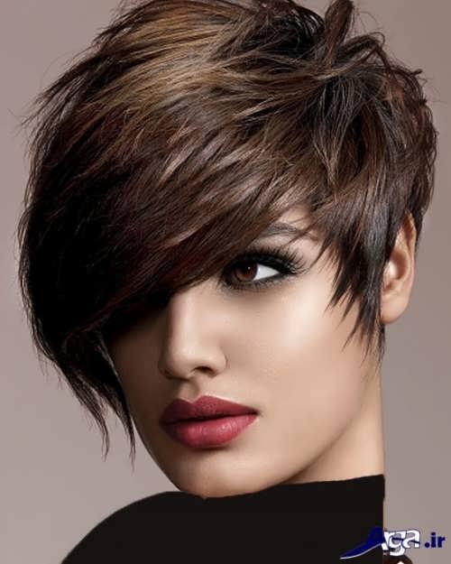مدل موی دخترانه زیبا