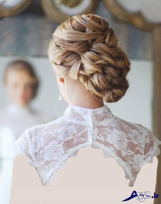 مدل موهای زیبا عروس