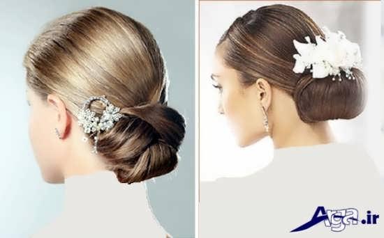 مدل مو جدید برای عروس