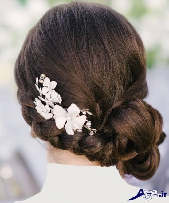انواع مدل های موی عروس