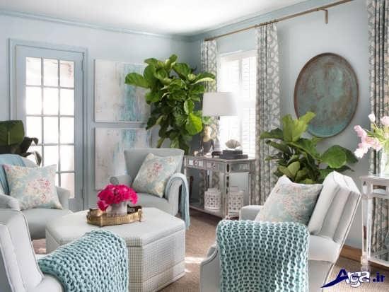 تزیین ساده و زیبای خانه