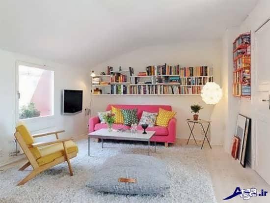 تزیینات زیبا و ساده منزل