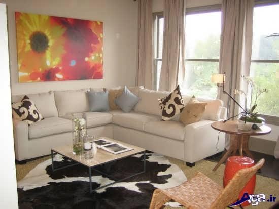 تزیین ساده خانه با تابلو