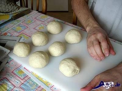 طرز تهیه نان خانگی خوشمزه در فر