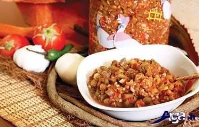 روش تهیه ترشی لوبیا سبز