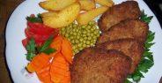 طرز تهیه کتلت سیب زمینی به همراه نکات طلایی