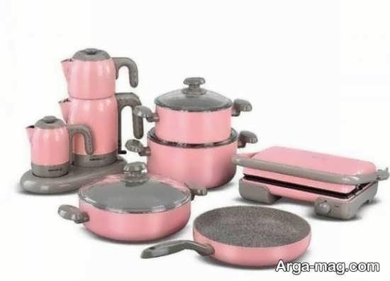 مدل های لوکس سرویس آشپز خانه