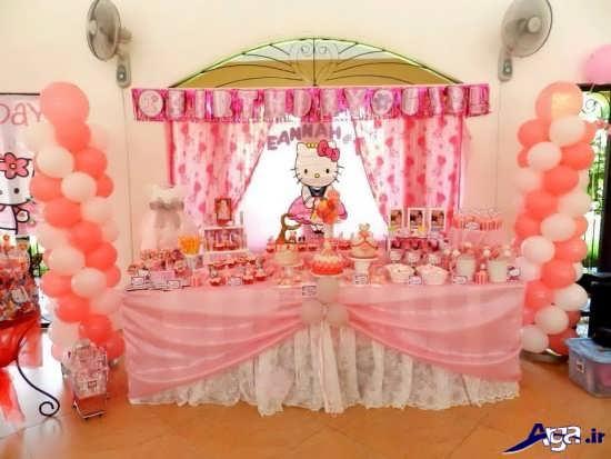 ایده های متفاوت تم تولد کیتی برای انواع جشن تولدها