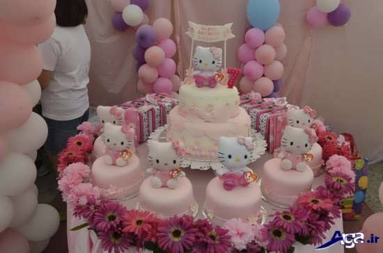 تم جشن تولد کیتی