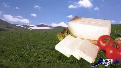 پنیر لیقوان خوشمزه و خوش طعم