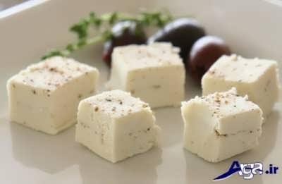 پنیر خانگی لیقوان