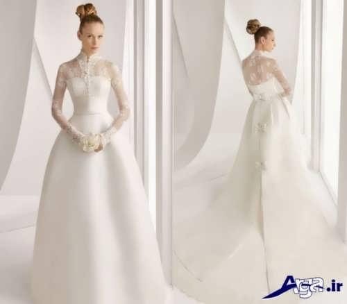 مدل های شیک و متفاوت لباس عروس