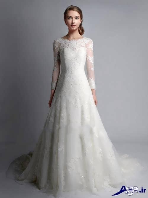 مدل لباس عروس شیک و متنوع