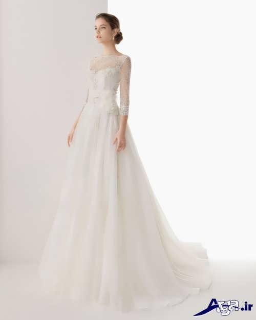 مدل های لباس عروس زیبا و شیک