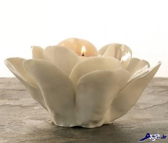ساخت انواع جا شمعی