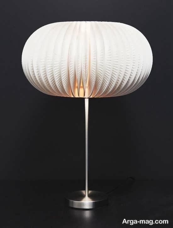 ایده ساختن چراغ خواب در منزل