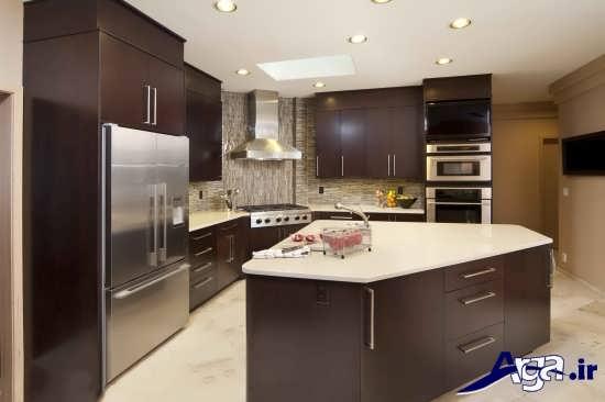 کابینت mdf برای آشپزخانه ایرانی