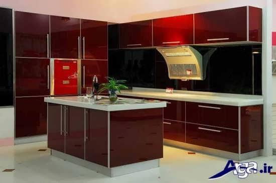 طرح های زیبا کابینت برای آشپزخانه