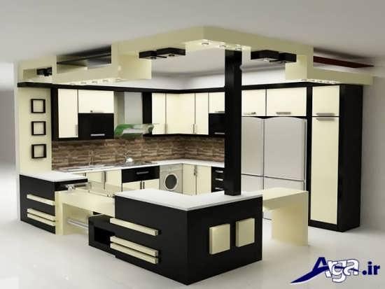 طرح های شیک و زیبا کابینت آشپزخانه