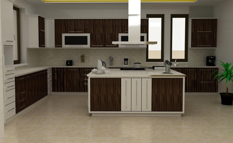 مدل مانتو ۲۴ مدل کابینت mdf شیک و جدید برای آشپزخانه های ایرانی