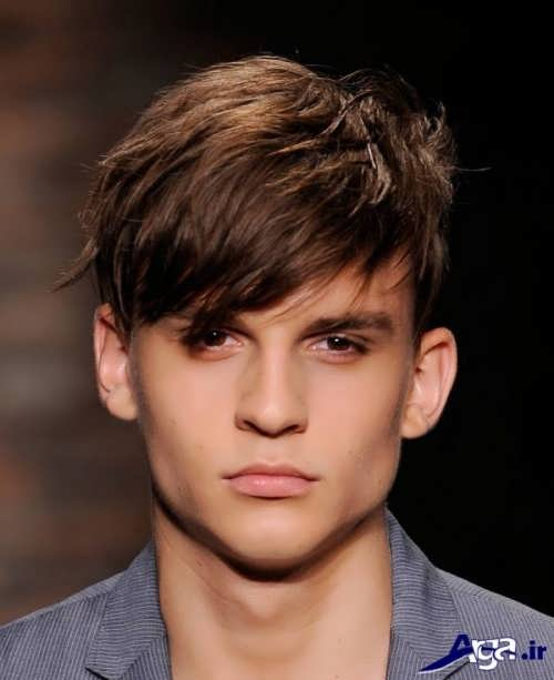 مدل موی مردانه زیبا و جذاب