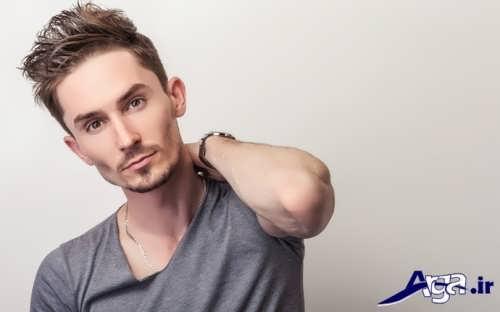 مدل موی مردانه زیبا و متفاوت