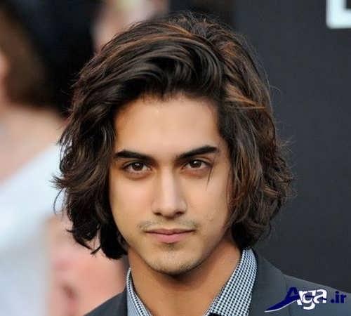 مدل موهای بلند مردانه