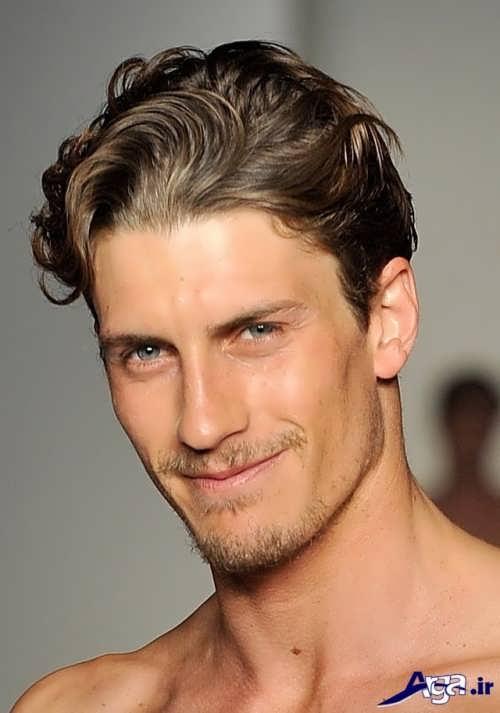 مدل موی بلند مردانه