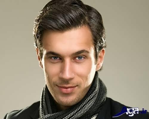 مدل موی مردانه برای آقایان با چهره جذاب