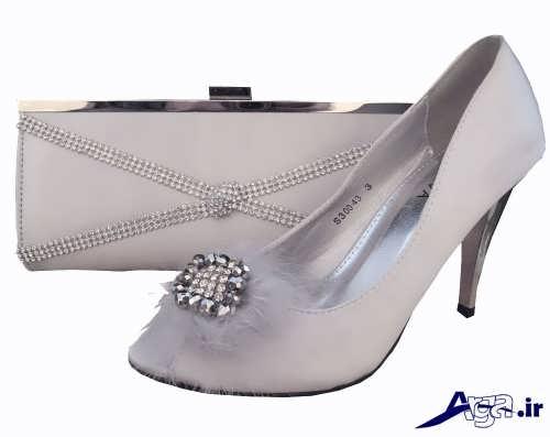 مدل های زیبا کیف عروس