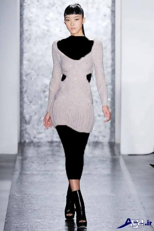 مدل های متنوع لباس بافتنی