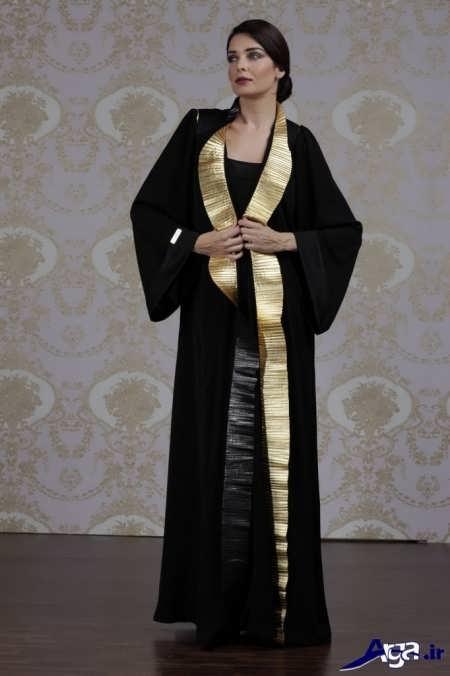 مدل مانتو عربی شیک و زیبا
