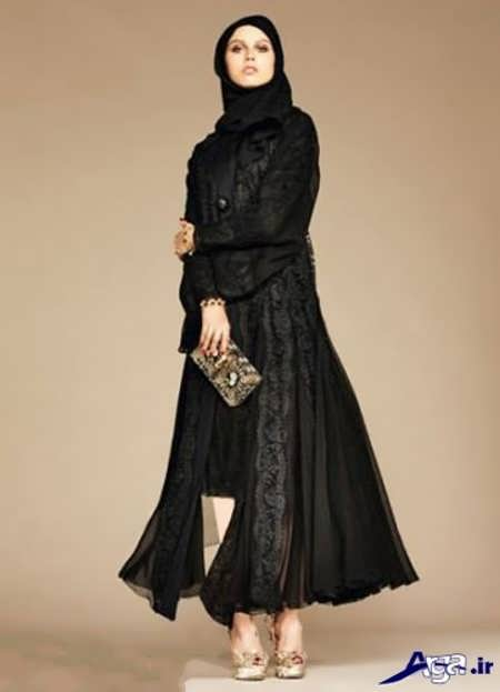 مدل مانتو عربی زنانه