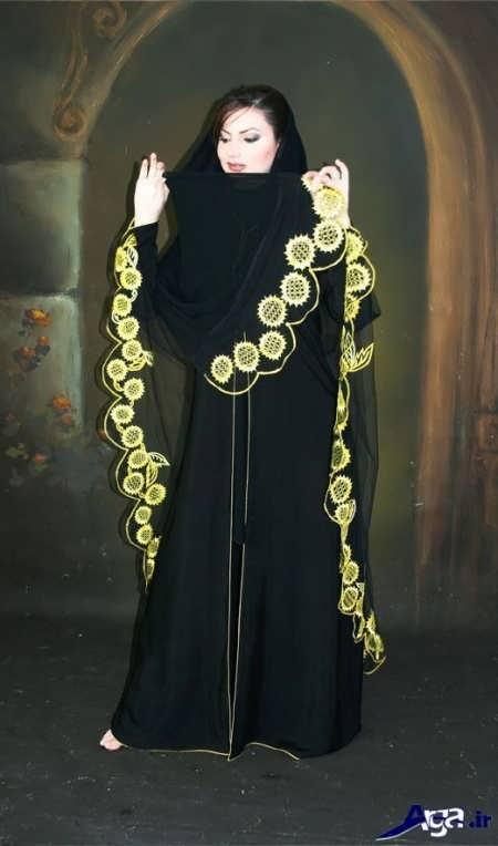 مدل مانتو عربی مجلسی