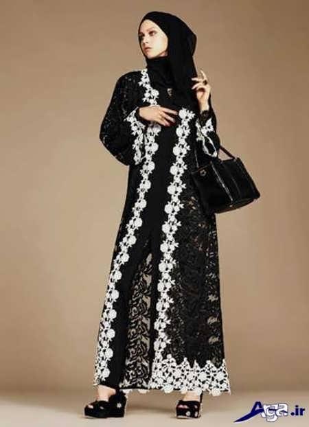 مدل مانتو عربی